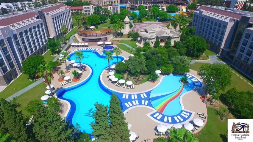Почивка в HORUS PARADISE LUXURY RESORT