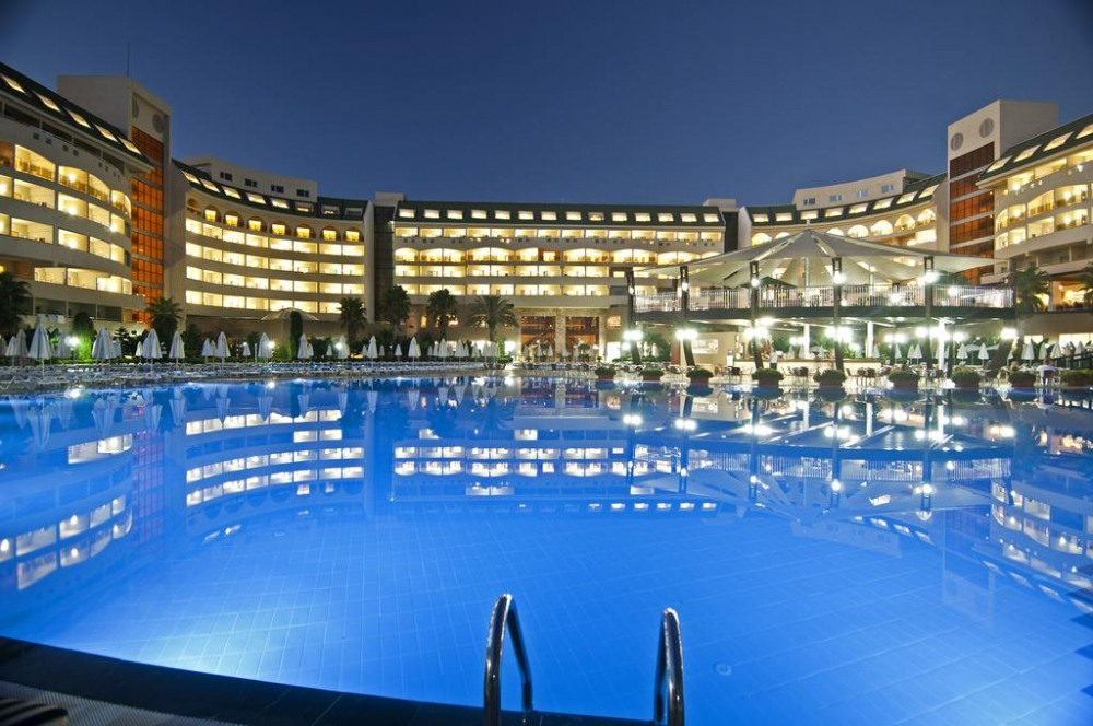 Почивка в AMELIA BEACH RESORT SPA