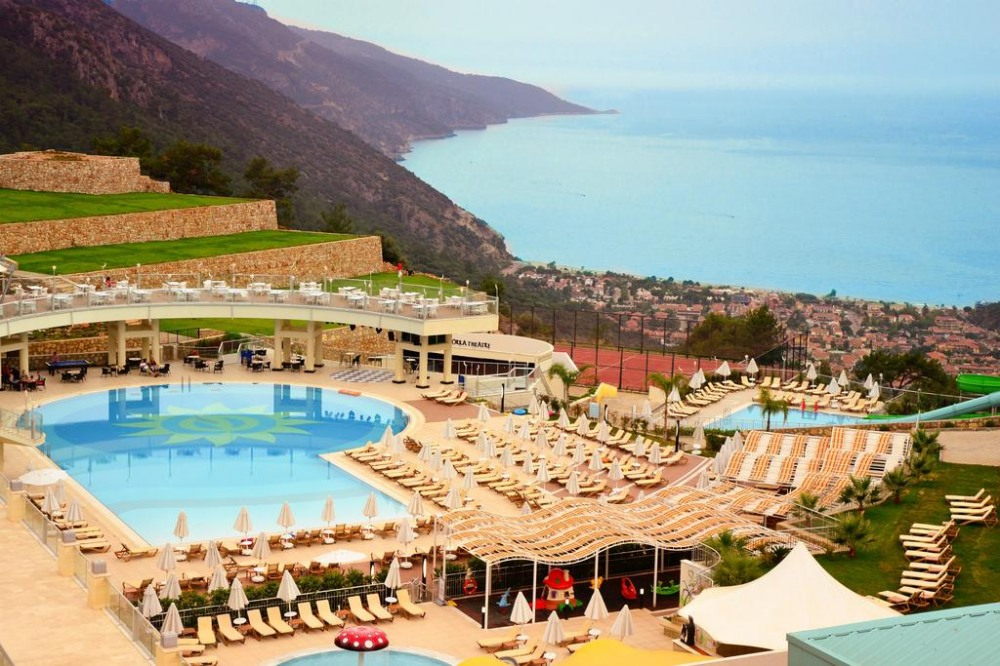 Почивка в ORKA SUNLIFE RESORT & SPA