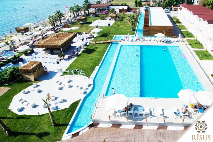Почивка в RISUS AQUA BEACH RESORT HOTEL