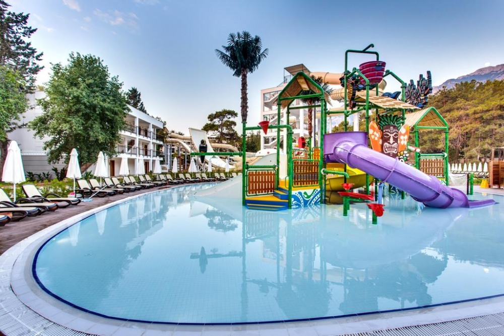 Почивка в SHERWOOD EXCLUSIVE KEMER
