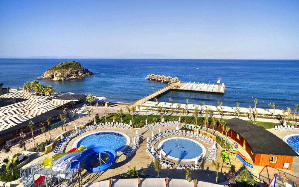 Почивка в SUNIS EFES ROYAL PALACE