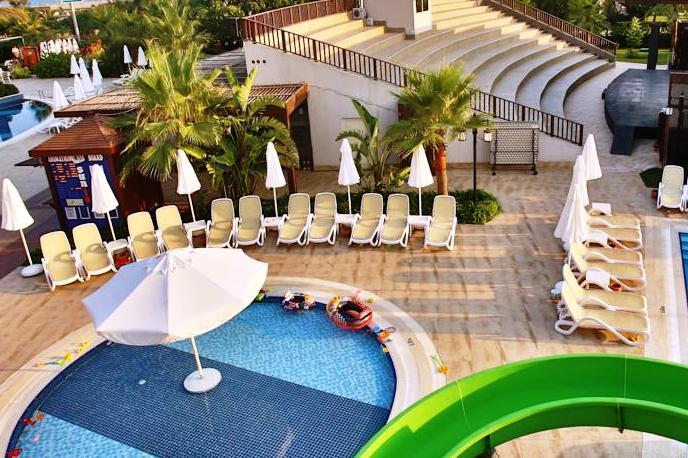 SUNIS EVREN BEACH RESORT&SPA 5*