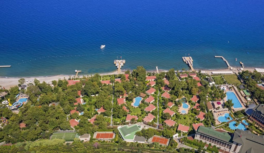 Почивка в ARMAS LUXURY RESORT AND VILLAS