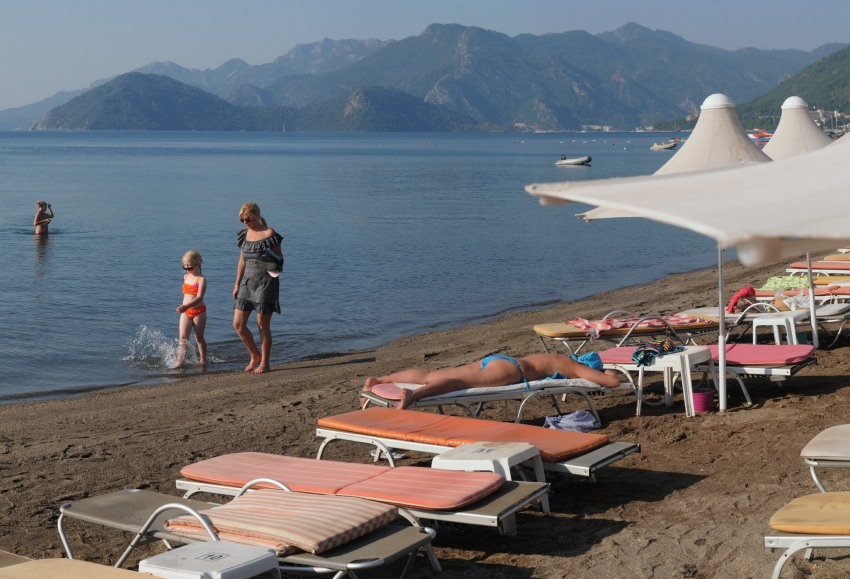 Почивка в MERT SEASIDE HOTEL