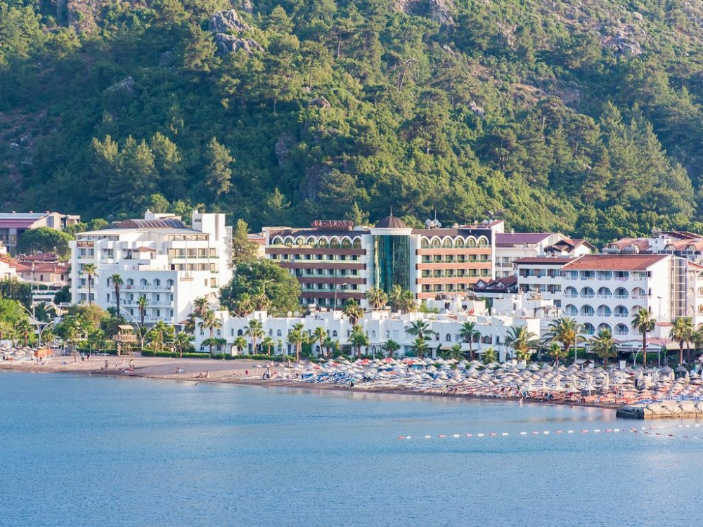 Почивка в ELITE WORLD MARMARIS